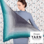 Yarn the after party 9 - Stormy day omslagdoek