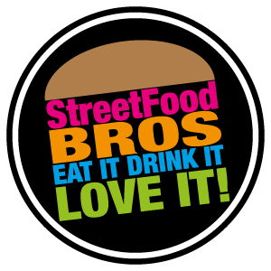 Logo Street Food Bros