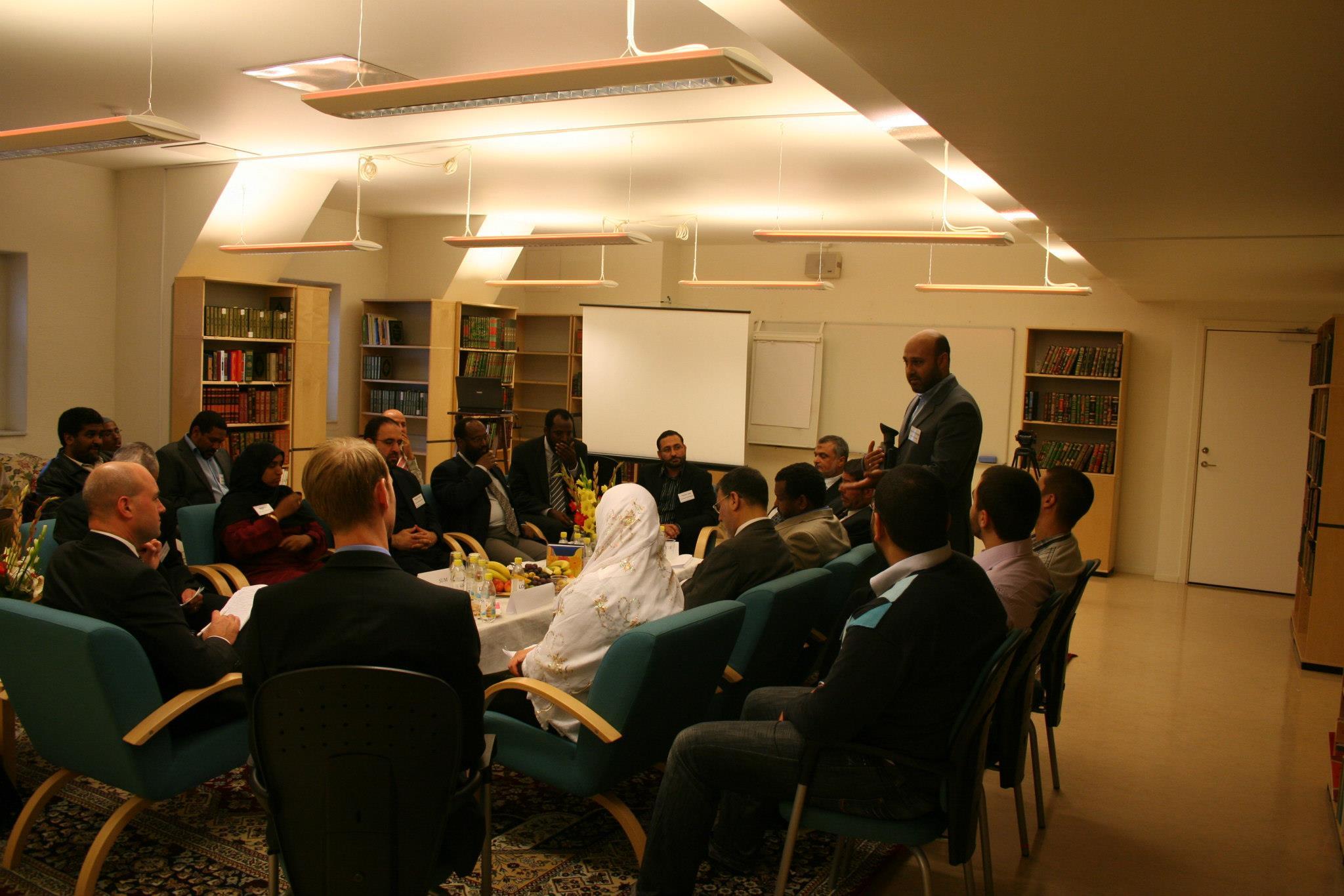 Den okända sekten i Sverige:            Ikhwan, Bröderna                                                         1- Guiden: Chakib Benmakhlouf