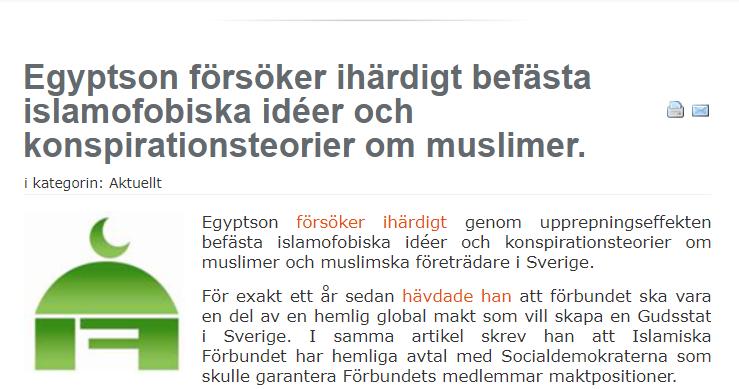 Sluta använda islamofobi-kortet Bröderna!