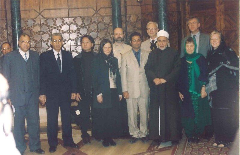 Religionsdialog eller teokratiskt maktspel