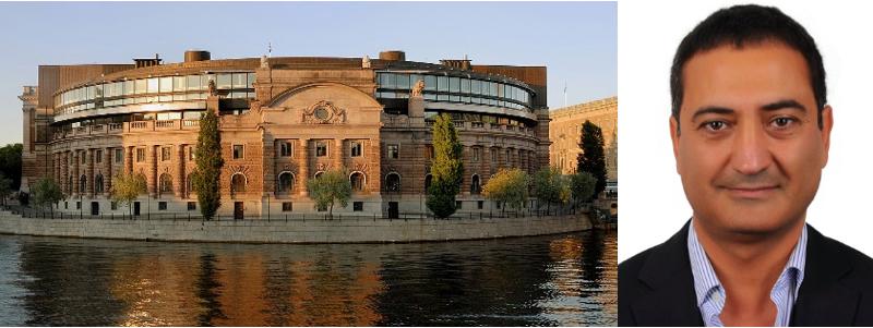 Samtal med Riksdagsledamöter om Muslimska Brödraskapets inflytande i Sverige