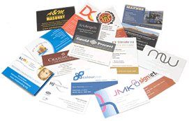 Make money with Business Cards
