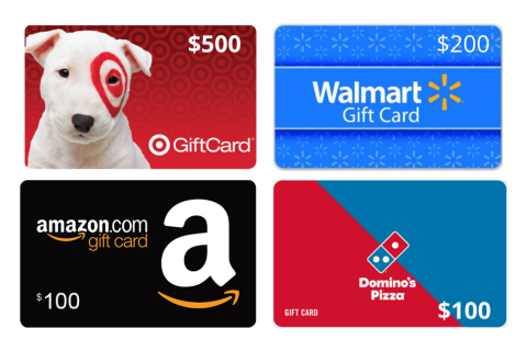 Free USA Cash Gift Cards