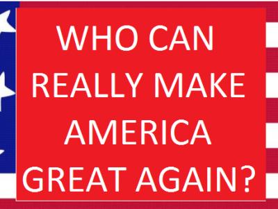 HelpingPoorPeople dot com - How to make America great again