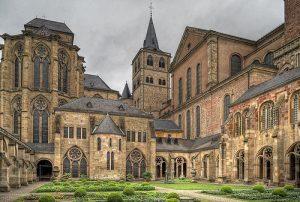De kathedraal van Trier