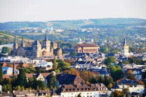 De stad Trier