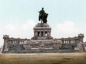 Keizer Willem I in Koblenz