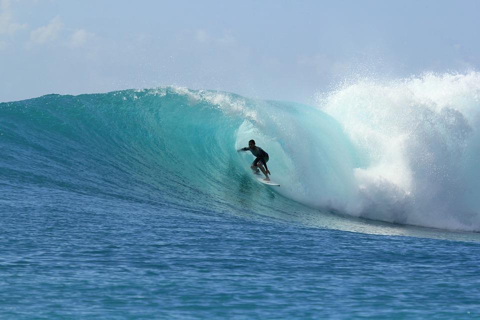 Andalusië surfen