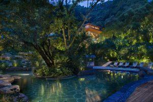Brilliant Resort and Spa warmwaterbronnen