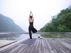 brilliant resort and spa yoga