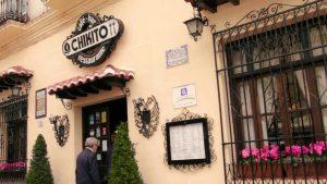 Restaurant Chikito in Granada