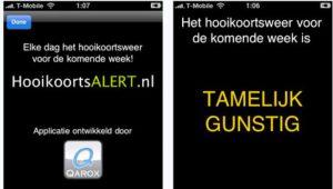 de beste gezondheids-apps hooikoortsalert.nl app