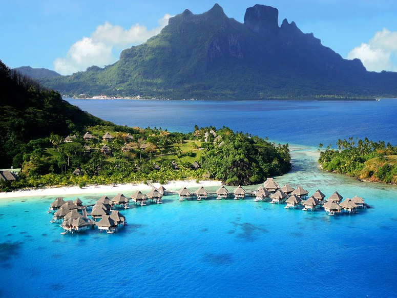 Hilton bora bora nui resort & spa