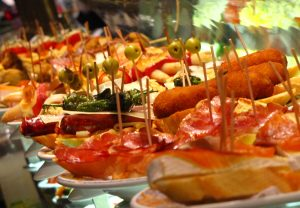Tapas in Andalusië