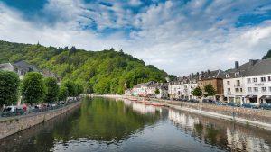 Bouillon, Ardennen