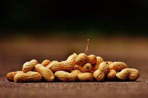 allergie voor pinda's