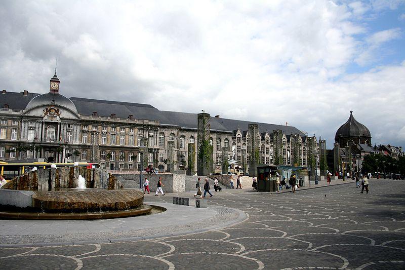place st. Lambert Luik