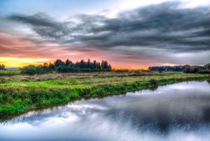 Drenthe, land van rivieren