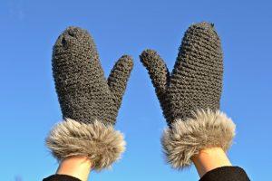 Lekker warme handschoenen zijn altijd handig