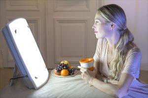 lichttherapie tegen de winterblues