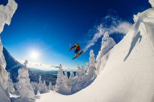 Skiën in Niseko