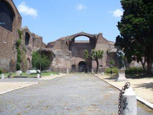 Rome Thermen van Diocletianus