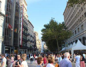 Barcelona Portal de L'Angel