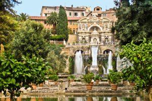 Rome excursie naar Tivoli