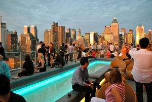 rooftop bar la piscine