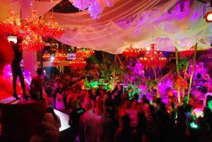 Discotheek El Pacha in Ibiza