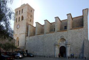 Kathedraal van Ibiza