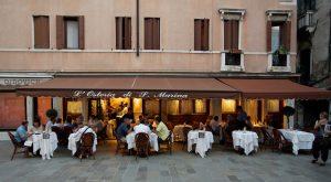 L'Osteria di Santa Marina in Venetië