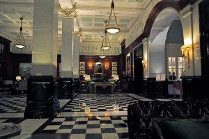 The Savoy: Foyer