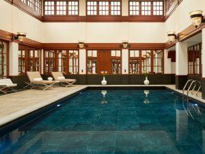 The Savoy: zwembad