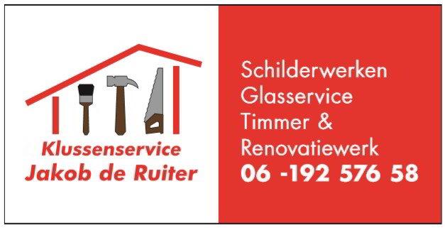 Klussenservice Jacob de Ruiter