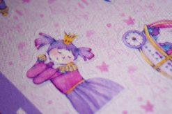 1-2-Go! schoenstickers - Prinsessen: detail