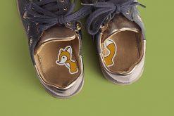 1-2-Go! schoenstickers - Bosdieren