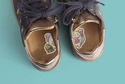 1-2-Go! schoenstickers - Huisdieren