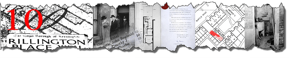 The Murders, Myths and Reality of 10 Rillington Place