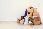 Packning inför er flytt