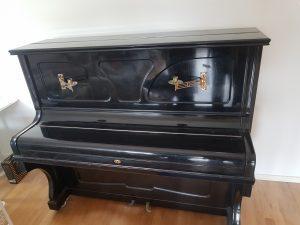 flyttfirma piano Göteborg