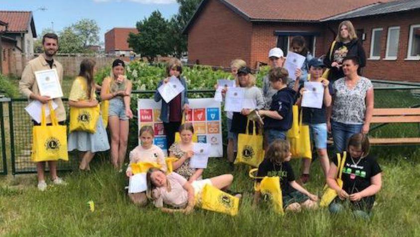 Miljöpristävling på Gotland