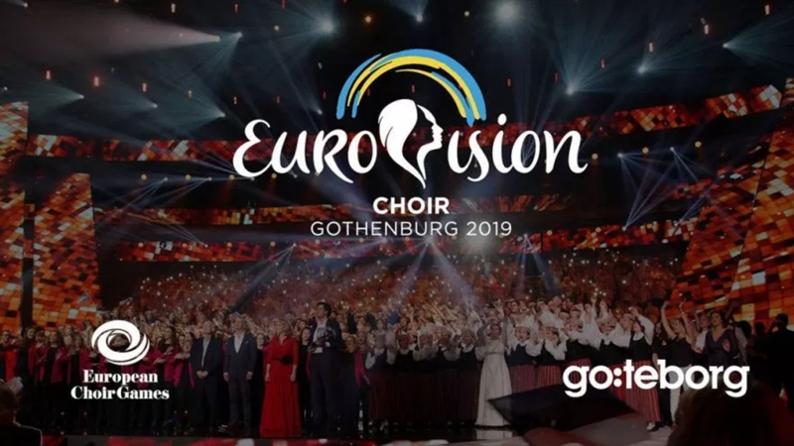 Vanavond: Eurovision Choir 2019.