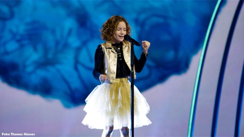 Italië keert terug naar het junior Eurovisiesongfestival.