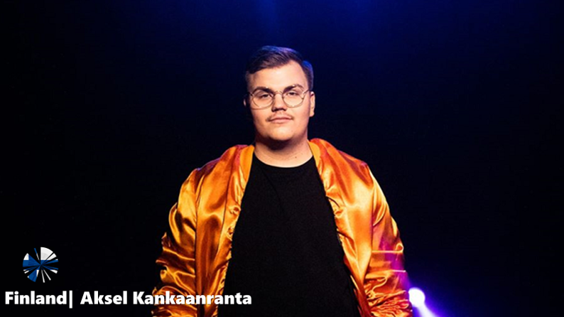 12 punten voor Aksel Kankaanranta uit Finland.