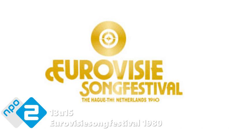 TVtip: het Eurovisiesongfestival 1980.