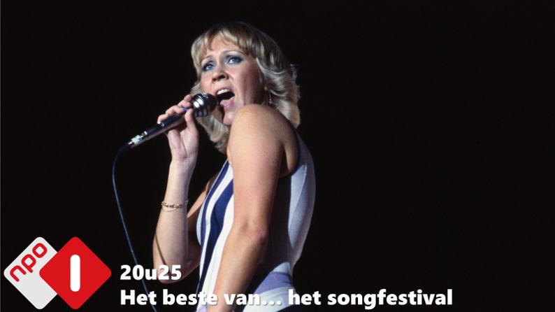 TVtip: Het beste van… het songfestival.
