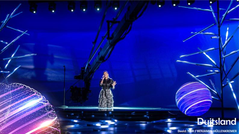 "Junior 2020  Duitsland: Susan – ""Stronger with you"""