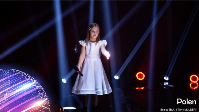 "Junior 2020| Polen: Alicja Tracz – ""I'll Be Standing"""